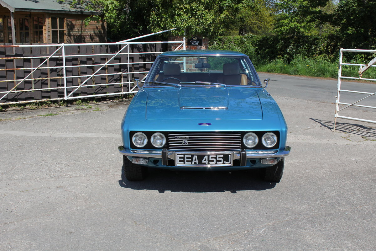 1971 Jensen FF MkII Factory Demonstrator For Sale (picture 2 of 19)