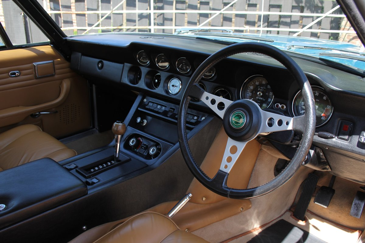 1971 Jensen FF MkII Factory Demonstrator For Sale (picture 7 of 19)