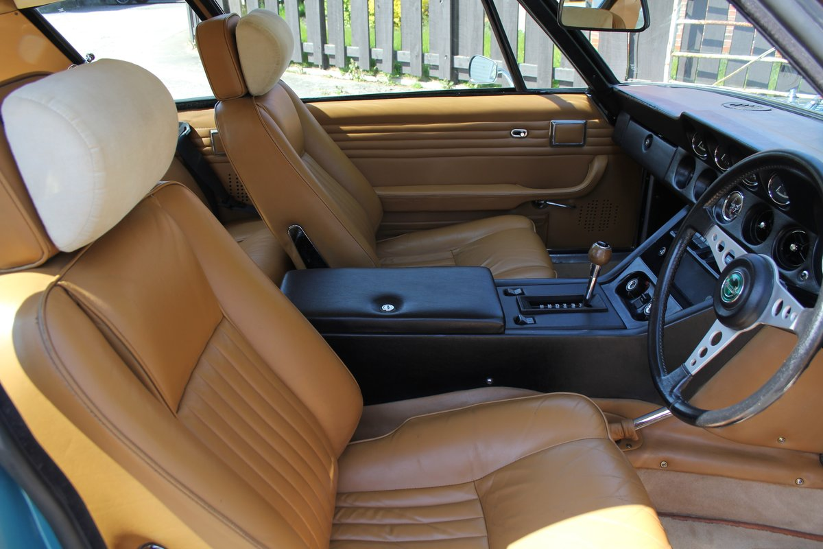 1971 Jensen FF MkII Factory Demonstrator For Sale (picture 8 of 19)