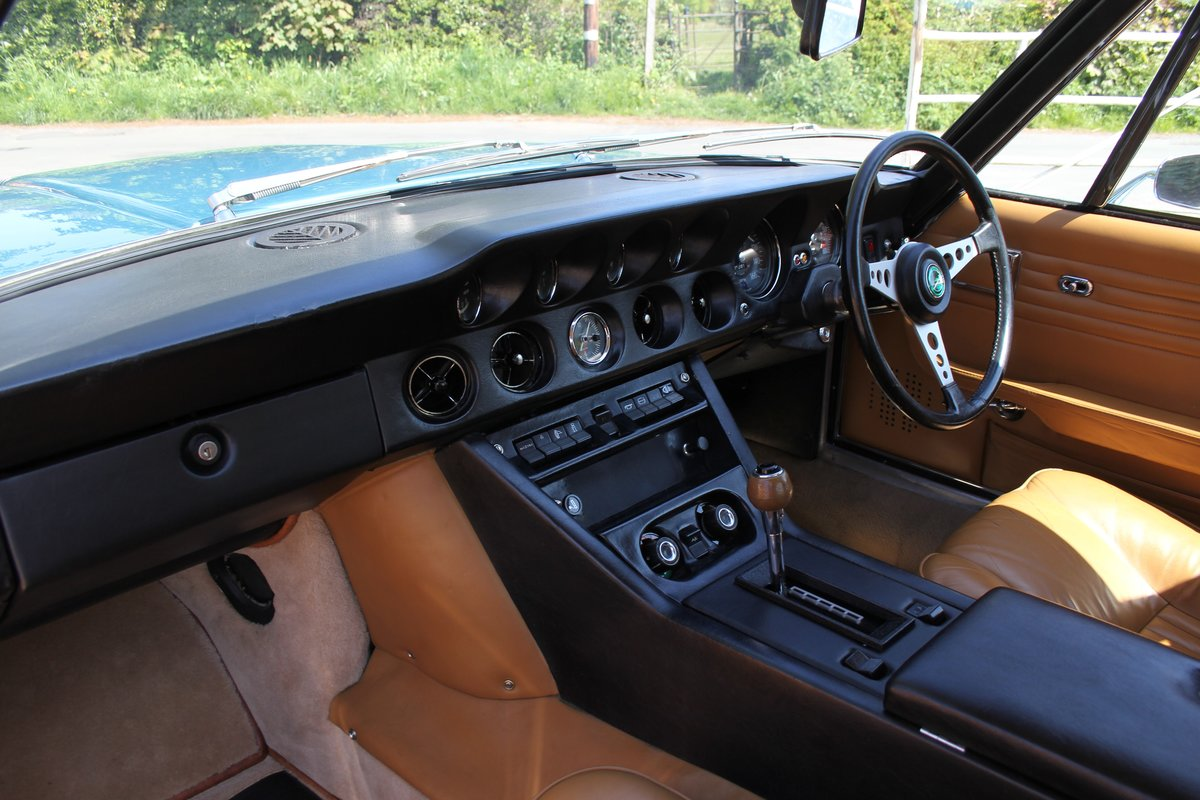 1971 Jensen FF MkII Factory Demonstrator For Sale (picture 10 of 19)