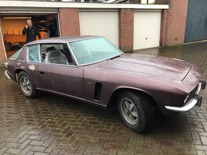 1970 Jensen Interceptor mkII