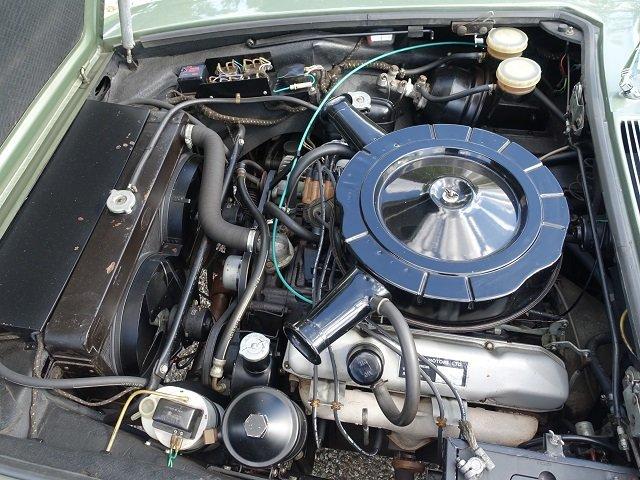 1968 Jensen Interceptor Series 1 - 13k miles only - Unrestor For Sale (picture 5 of 6)