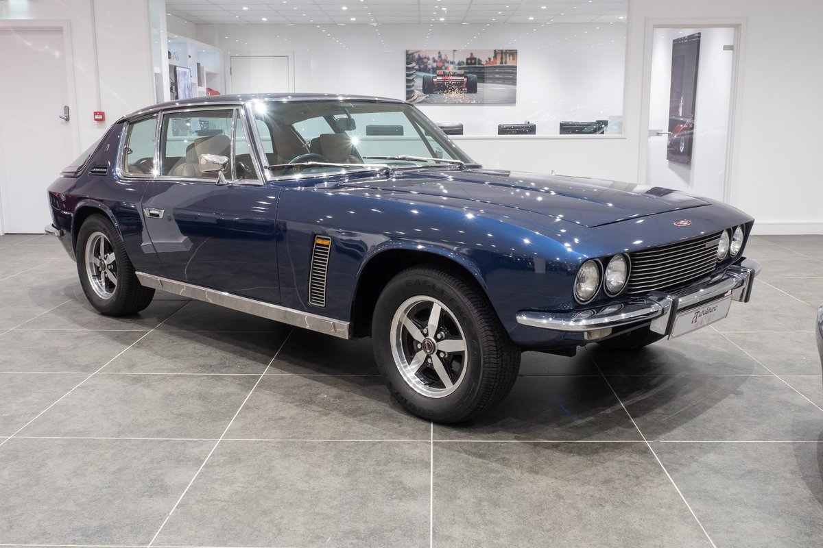 1973 Jensen Interceptor 3 For Sale (picture 1 of 6)