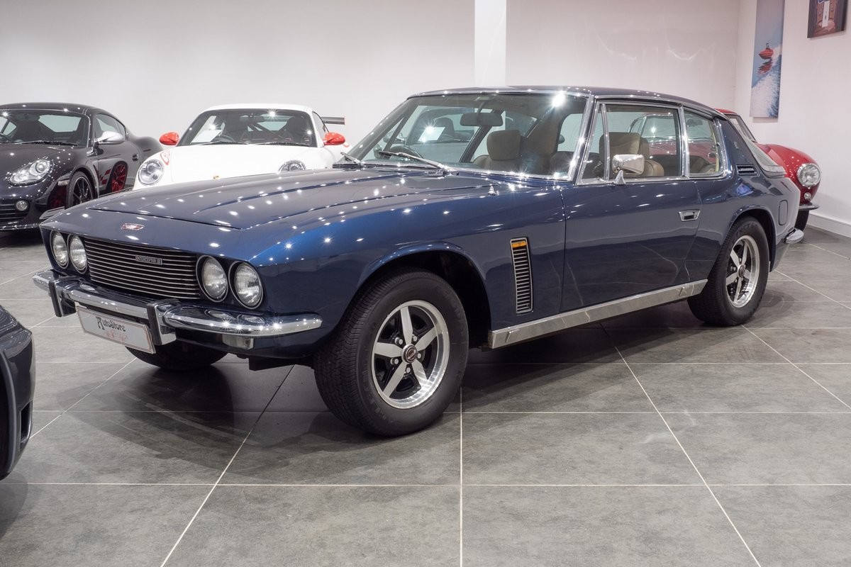 1973 Jensen Interceptor 3 For Sale (picture 3 of 6)