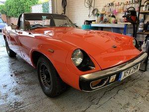 1974 Jensen Healey convertible - Excellent condition