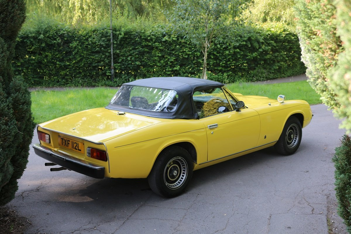 1973 JENSEN HEALEY CONVERTIBLE For Sale (picture 2 of 6)