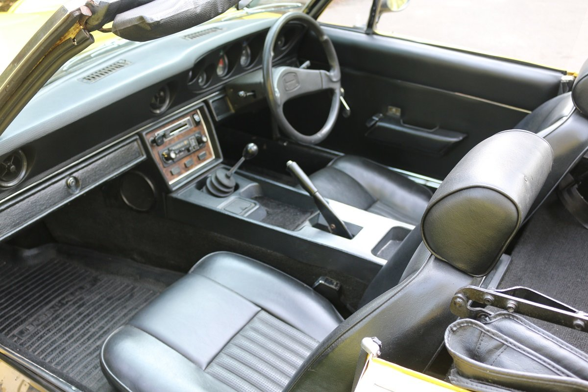 1973 JENSEN HEALEY CONVERTIBLE For Sale (picture 3 of 6)