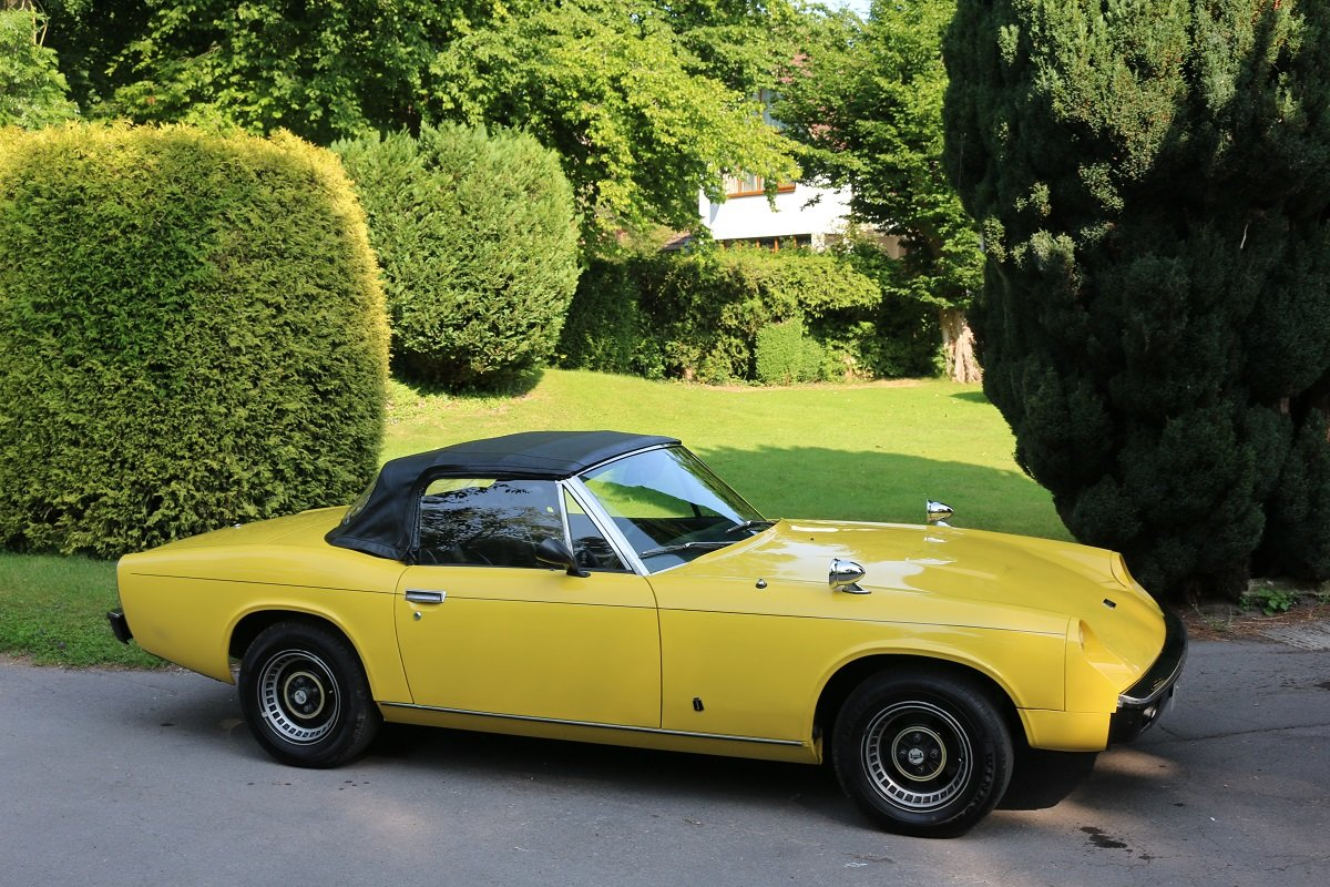 1973 JENSEN HEALEY CONVERTIBLE For Sale (picture 4 of 6)