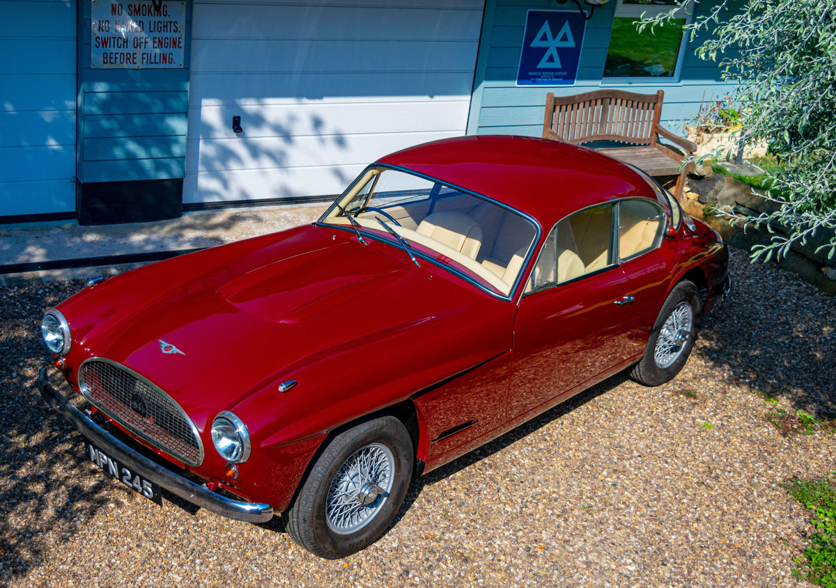 1956 Jensen 541  manual/overdrive, spoke wheels. For Sale (picture 1 of 6)