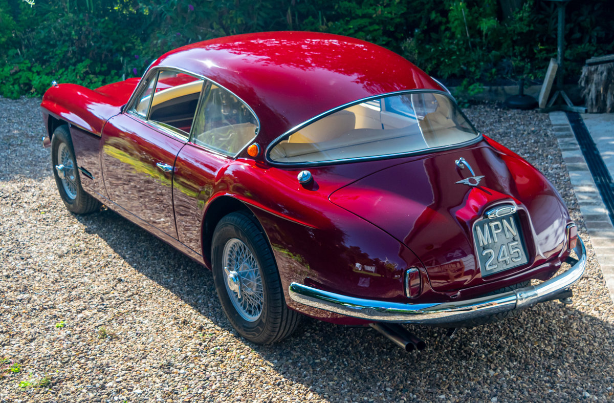 1956 Jensen 541  manual/overdrive, spoke wheels. For Sale (picture 2 of 6)