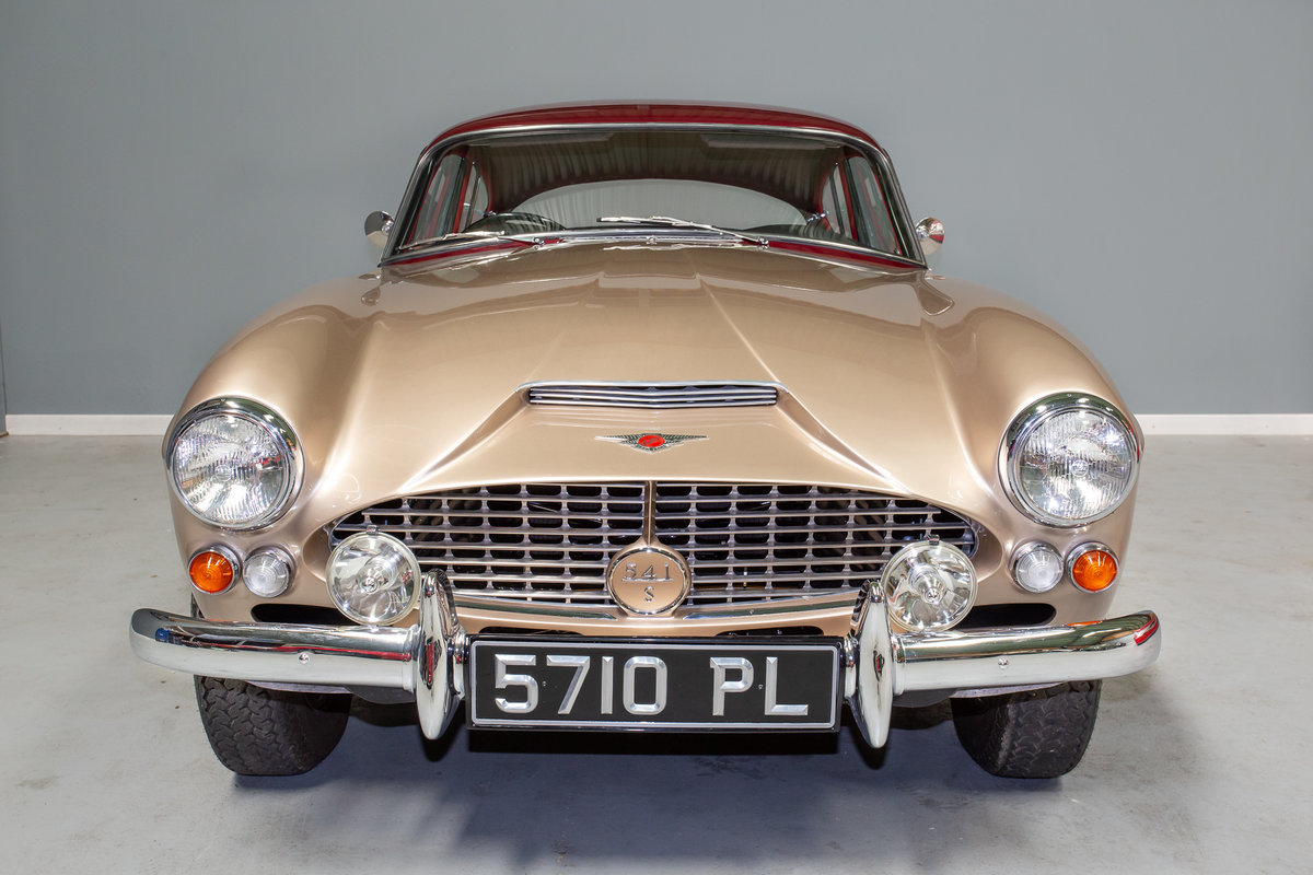 1962 Jensen 541S For Sale (picture 3 of 6)
