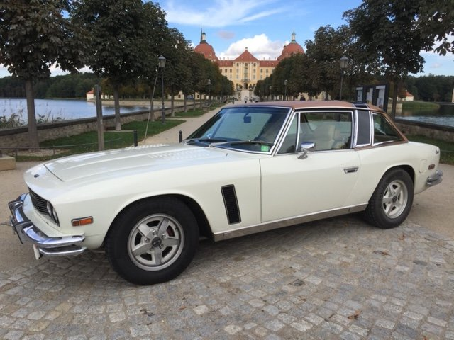 1976 A rare Interceptor COUPE For Sale (picture 1 of 6)