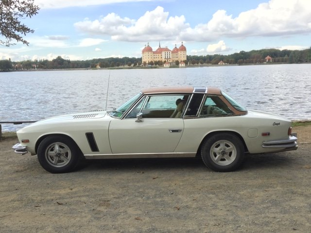 1976 A rare Interceptor COUPE For Sale (picture 3 of 6)