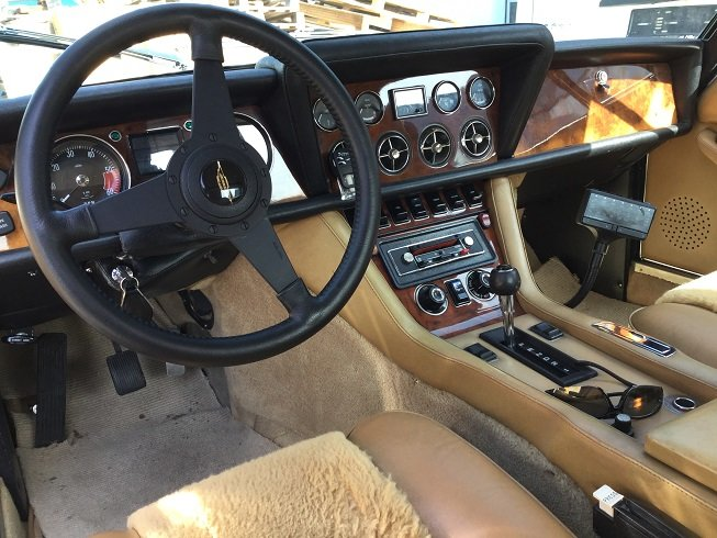 1976 A rare Interceptor COUPE For Sale (picture 4 of 6)