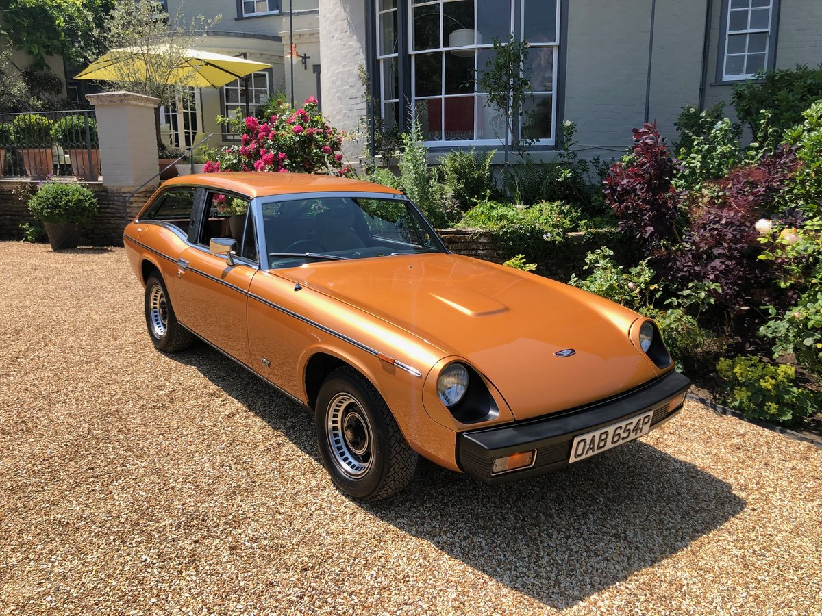 1975 Jensen GT Fully Restored & Superb For Sale (picture 1 of 6)
