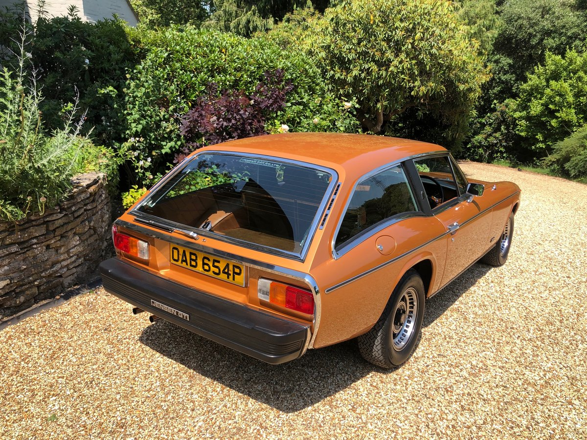 1975 Jensen GT Fully Restored & Superb For Sale (picture 3 of 6)
