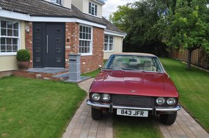 1972 Jensen Interceptor Mark 3 For Sale