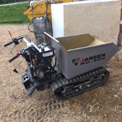 2020 Tracked Dumper Jansen RD-300 SOLD (picture 1 of 6)