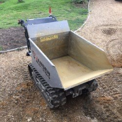 2020 Tracked Dumper Jansen RD-300 SOLD (picture 5 of 6)