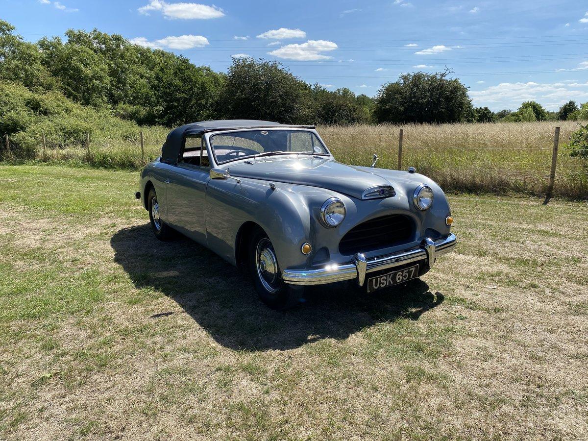 1952 Jensen Interceptor Cabriolet Rare Special 10% off For Sale (picture 2 of 6)