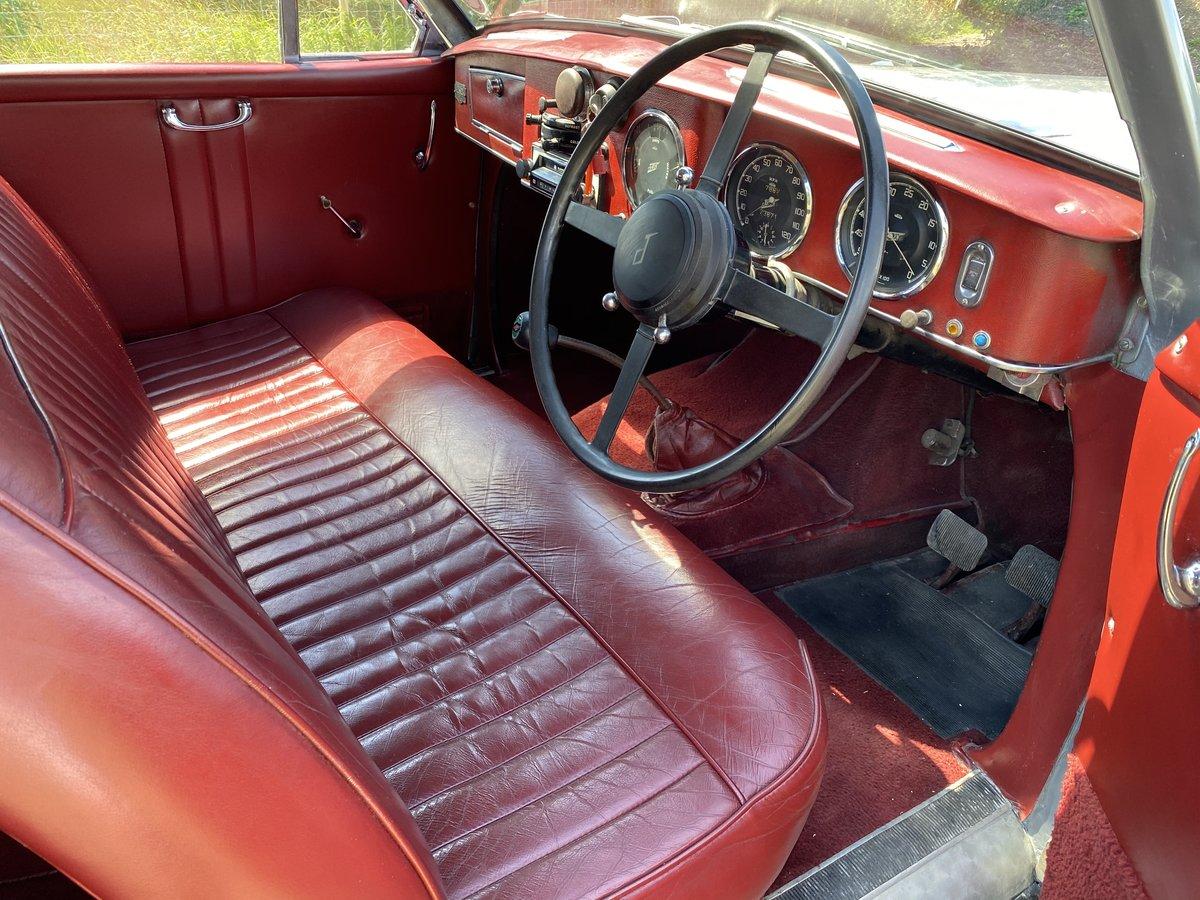 1952 Jensen Interceptor Cabriolet Rare Special 10% off For Sale (picture 3 of 6)