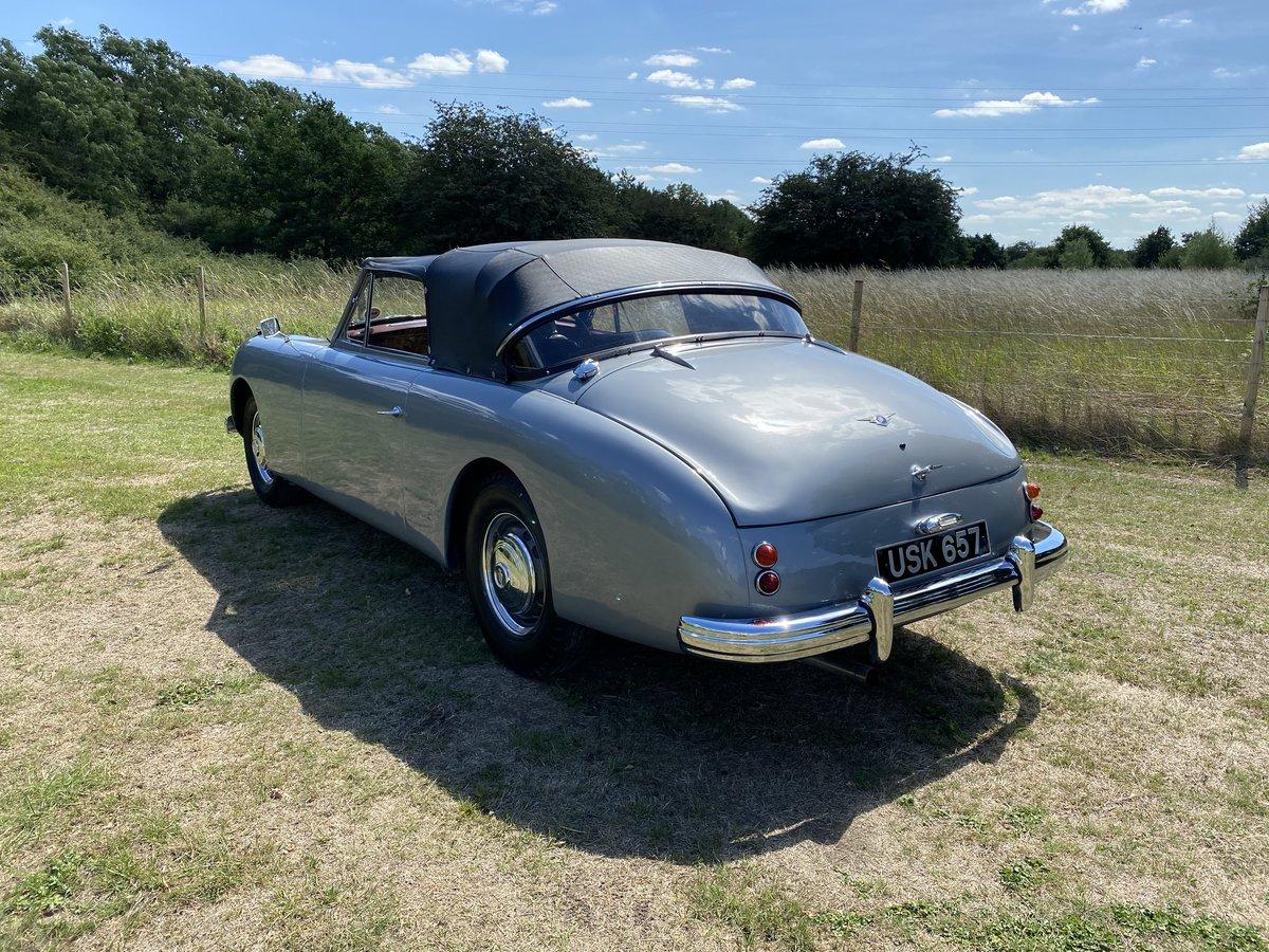 1952 Jensen Interceptor Cabriolet Rare Special 10% off For Sale (picture 6 of 6)