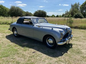 Picture of 1952 Jensen Interceptor Cabriolet For Sale