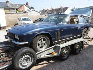 Rare 1971 Jensen MK III FF For Sale