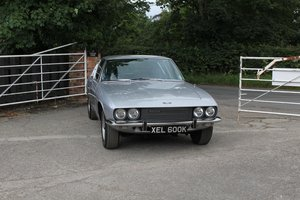 1971 Jensen Interceptor III, 48k miles, 3 owners
