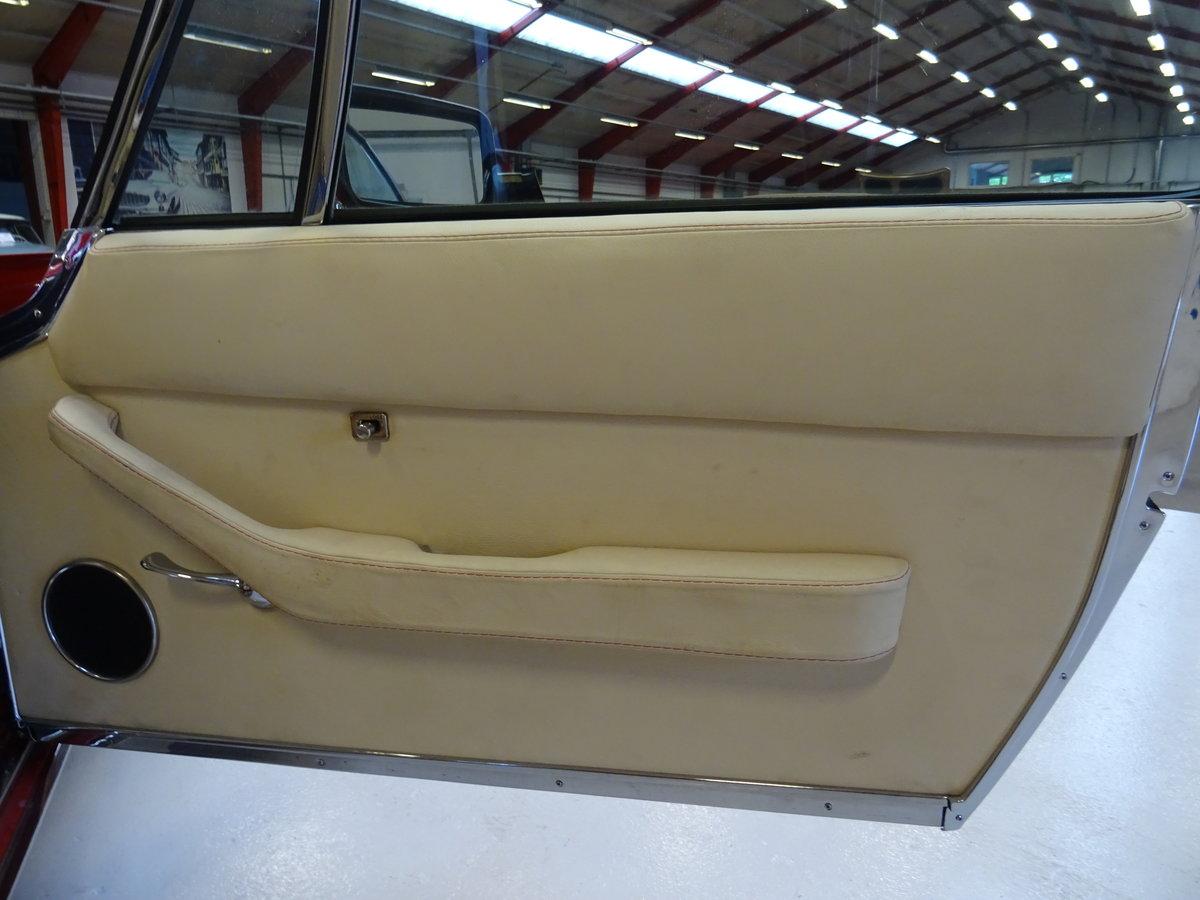 1974 Jensen Interceptor Mark III Series 4 Sports Saloon For Sale (picture 10 of 24)