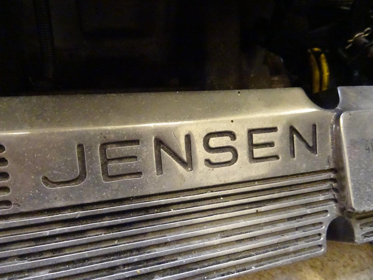 1974 Jensen Interceptor Mark III Series 4 Sports Saloon For Sale (picture 20 of 24)