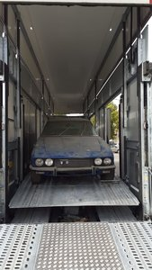 Picture of 1971 Jensen Interceptor MKII Project