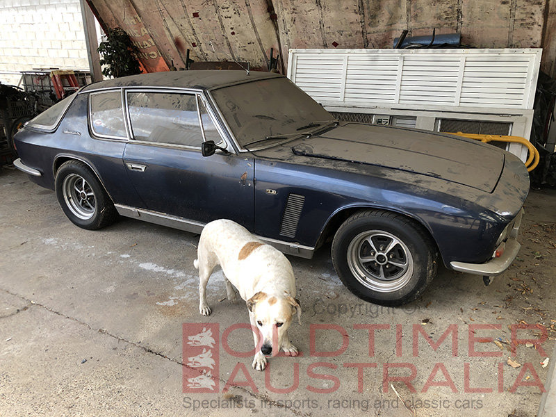 1967 Jensen Interceptor (Vignale) Experimental For Sale (picture 1 of 6)