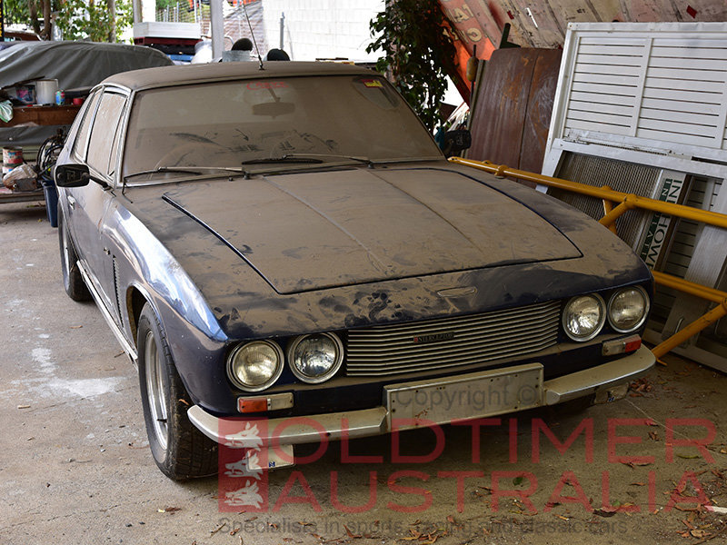 1967 Jensen Interceptor (Vignale) Experimental For Sale (picture 2 of 6)