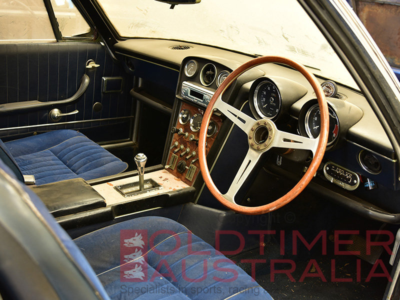 1967 Jensen Interceptor (Vignale) Experimental For Sale (picture 4 of 6)