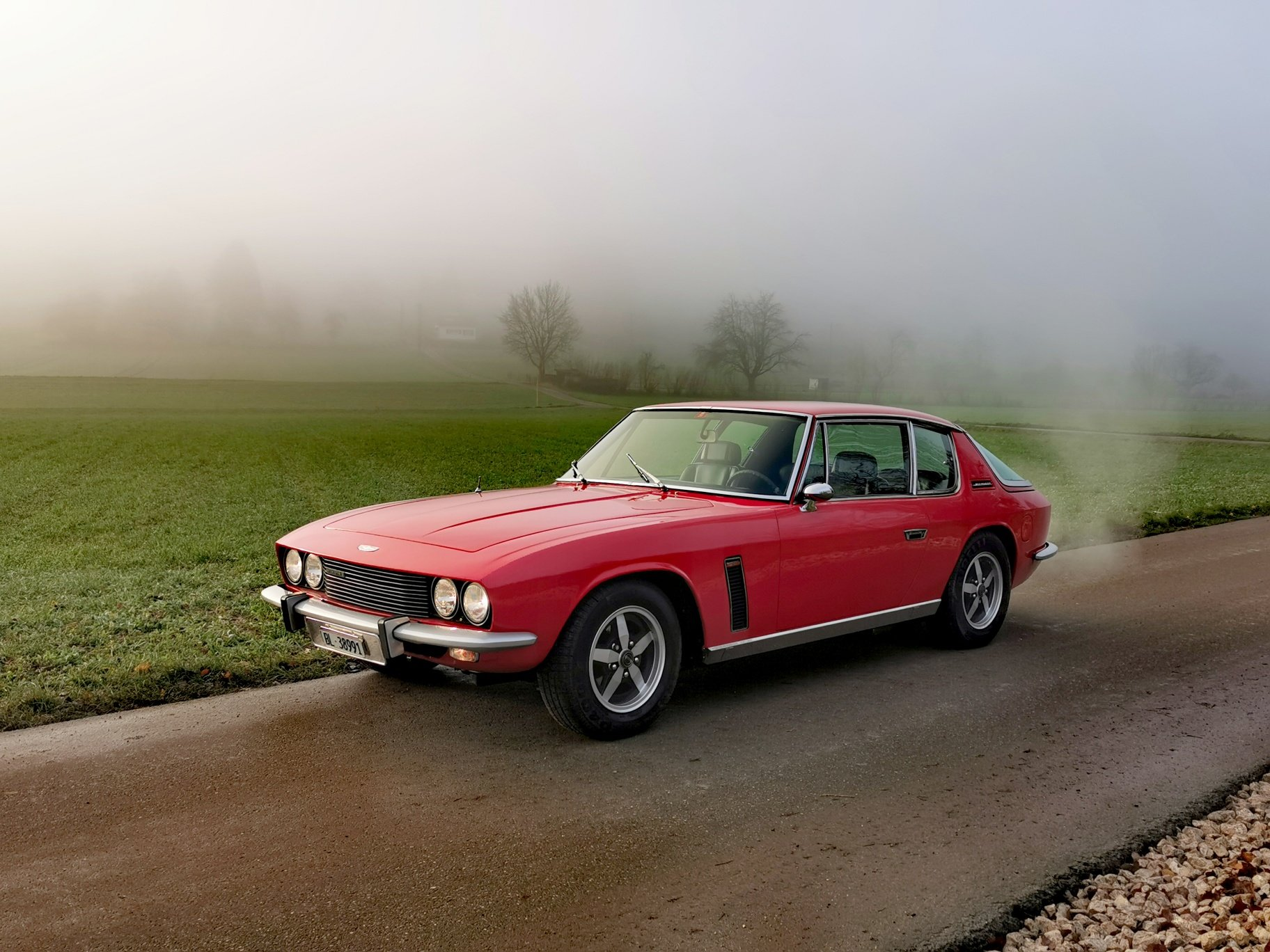 Picture of 1974 Interceptor in great Condition
