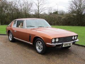 Picture of 1974 Jensen Interceptor MK III at ACA 13th and 14th February For Sale by Auction