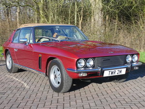 Picture of 1974 Jensen Interceptor III For Sale by Auction