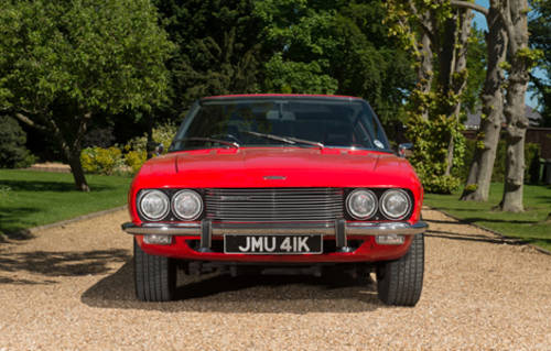 Jensen Interceptor For Hire (picture 1 of 4)