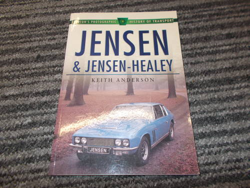 0000 jensen and jensen healey For Sale (picture 1 of 2)