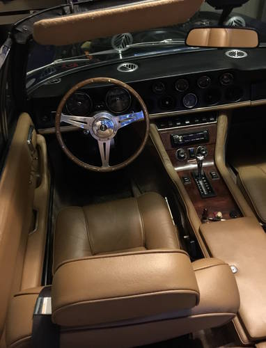 1974 JENSEN INTERCEPTOR CONVERTIBLE  For Sale (picture 1 of 6)