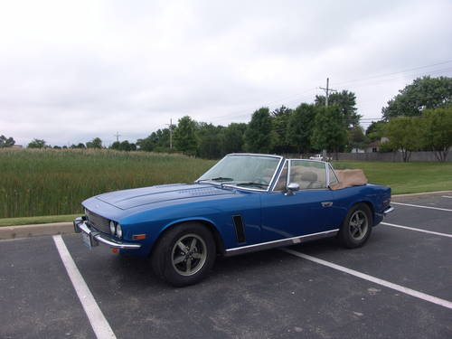 1974 JENSEN INTERCEPTOR CONVERTIBLE  For Sale (picture 5 of 6)