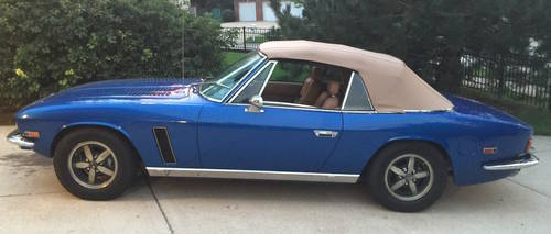 1974 JENSEN INTERCEPTOR CONVERTIBLE For Sale (picture 6 of 6)