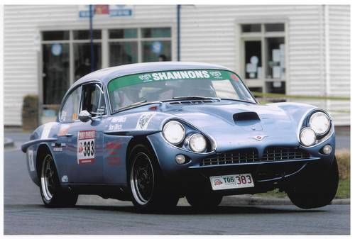 1963 Jensen CV8 Race Car For Sale (picture 1 of 3)