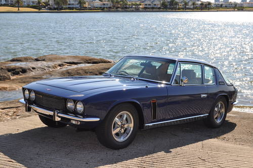 Jensen Interceptor Mk3 1971 Fully Restored SOLD (picture 1 of 6)