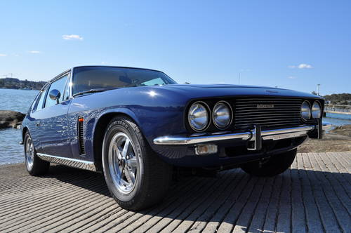 Jensen Interceptor Mk3 1971 Fully Restored SOLD (picture 3 of 6)