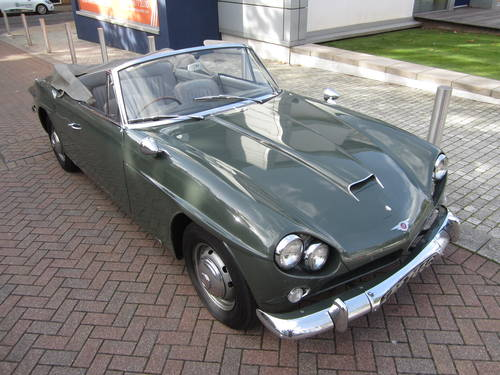 1965 Jensen CV8 Convertible (The only factory Convertible) For Sale (picture 3 of 6)
