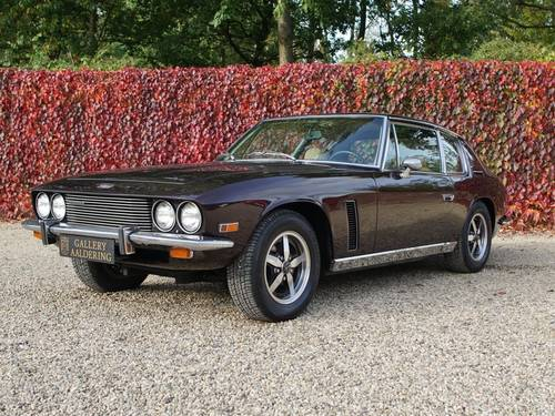 1974 Jensen Interceptor coupe series III For Sale (picture 1 of 6)