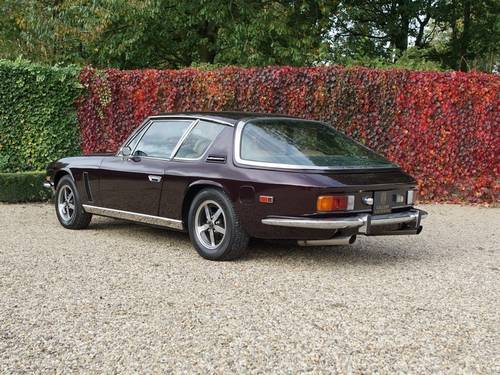 1974 Jensen Interceptor coupe series III For Sale (picture 2 of 6)
