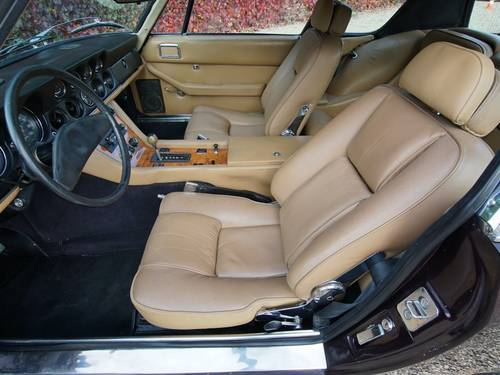 1974 Jensen Interceptor coupe series III For Sale (picture 3 of 6)
